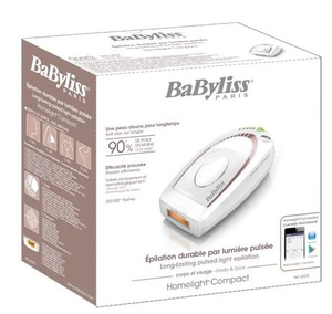 Babyliss Compact Golden Edition Epileerapparaat (G937e)