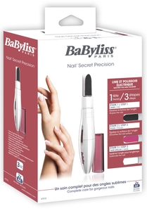 Babyliss Nail' Secret Precision (H751e)