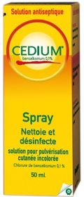 Cedium Spray 50ml