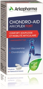Chondro-Aid Arkoflex Fort 120 Capsules