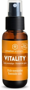 Creation Aromatic Essentiële Olie Verstuiving Vitality Spray 30ml