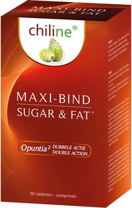 Chiline Maxi Bind Sugar & Fat 90 Tabletten