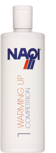 Naqi Warming Up Competition 1 Lipo-gel 500ml