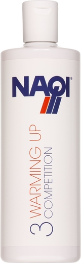 Naqi Warming Up Competition 3 Lipo-gel 500ml