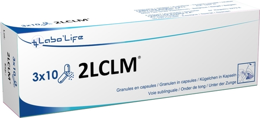 Labo Life 2LCLM 30 Capsules | Micro-immunotherapie
