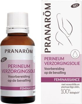 Pranarôm Feminaissance Versoepeling Perineum Massageolie 30ml | Massage