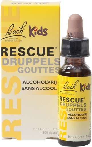 Bach Flower Rescue Junior druppels 10ml | Specialiteiten