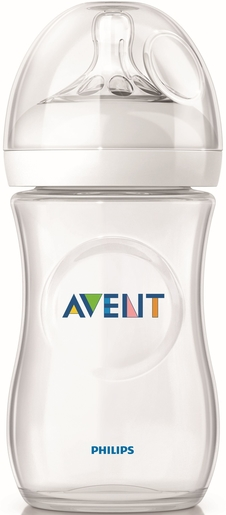 Avent Baby Natural Zuigfles 260ml | Zuigflessen