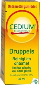 Cedium Gouttes 30ml