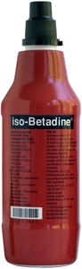 iso-Betadine Savon Germicide 7,5% Solution pour Application Cutanée 500ml