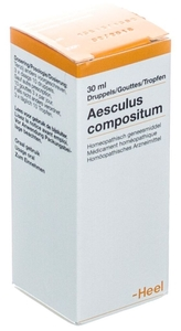 Aesculus Compositum Gouttes 30ml Heel