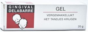 Gingival Delabarre Gel 20g