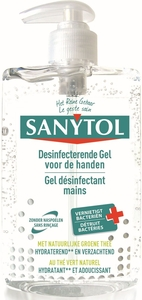 Sanytol Gel Désinfectant Mains 250ml