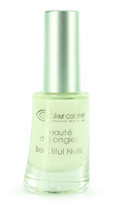 Couleur Caramel Vernis à Ongles French Manucure Blanc (01) 8ml