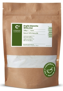 Creation Cosmetic Argile Blanche Kaolin 150g