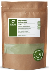 Creation Cosmetic Argile Verte Illite 150g