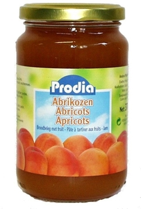 Prodia Confiture Abricot + Fructose 370g