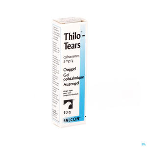 Thilo Tears Gel Ophtalmique 10g