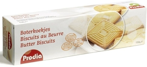 Prodia Biscuit Beurre 150g