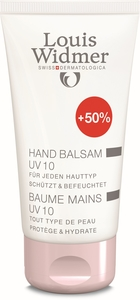 Widmer Baume Mains UV10 Sans Parfum 75ml