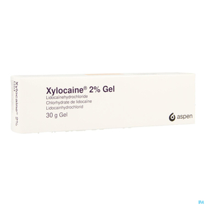 Xylocaine 2% Gel 30ml