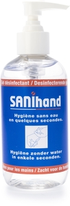 Sanihand Gel Désinfectant Mains 250ml