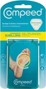 Compeed Pansement Durillons Pieds 6