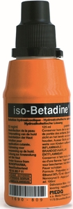 iso-Betadine Solution Hydroalcoolique 5% 125ml