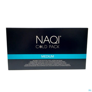 NAQI Cold Hot Pack Medium 27x24cm