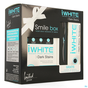 iWhite Dark Stains - Smile Box
