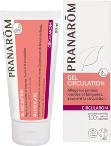 Pranarôm Circularom Gel Circulation 80ml