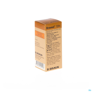 Braunol 7,5% Solution 30ml
