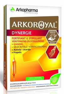 ArkoRoyal Dynergie 20 Ampoules