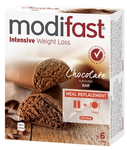 Modifast Intensive 6 Barres Chocolat