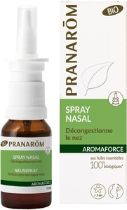 Pranarôm Aromaforce Spray Nasal Bio 15ml