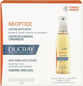 Ducray Neoptide Lotion Antichute Femme 3x30ml