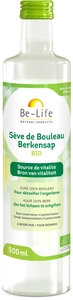 Be-Life Sève De Bouleau Bio 500ml