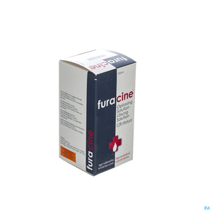 Furacine 2mg/ml Solution Application Cutanée 250ml