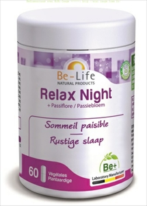 Be-Life Relax Night 60 Gélules