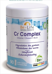 Be-Life Cr Complex 90 Gélules
