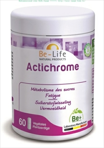 Be-Life Actichrome 60 Gélules