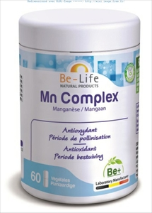Be-Life Mn Complex 60 Gélules