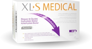 XLS Medical Bloqueur de Glucides 60 Comprimés
