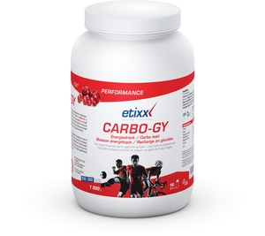 Etixx Carbo-GY Red Fruits Poudre 1kg