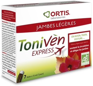 Ortis Toniven Express 7x15ml