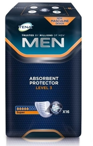 Tena For Men Level 3 16 Protections