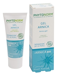 Phytonorm Gel Arnica Bio 50ml