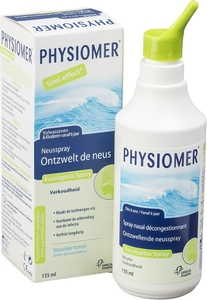 Physiomer Eucalyptus Spray Nasal Décongestionnant 135ml