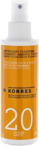 Korres KS Sun Spray Yoghurt IP20 150ml