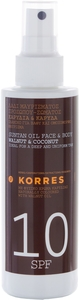 Korres KS Suntan Oil Face and Body IP10 150ml